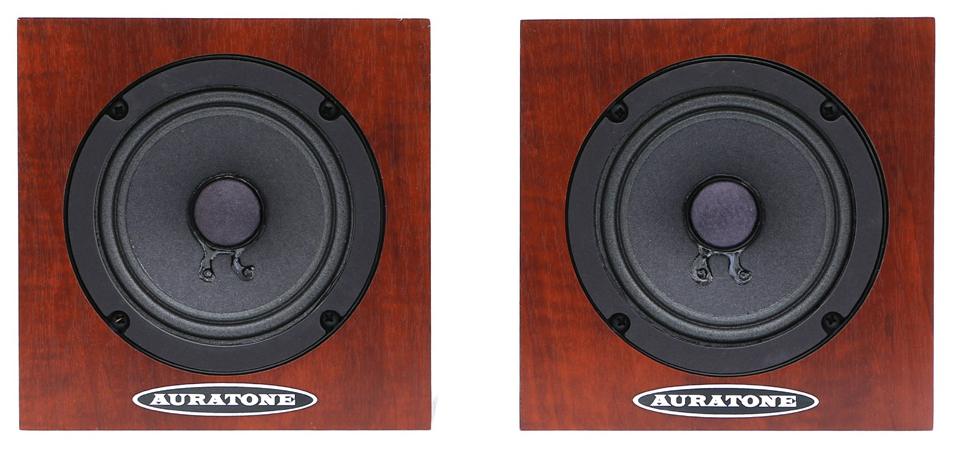 AURATONE Sound 5C Super Sound Cube Super Pair -Monitoring Speaker-【送料無料 Cube】, 田沢湖町:10778cef --- data.gd.no