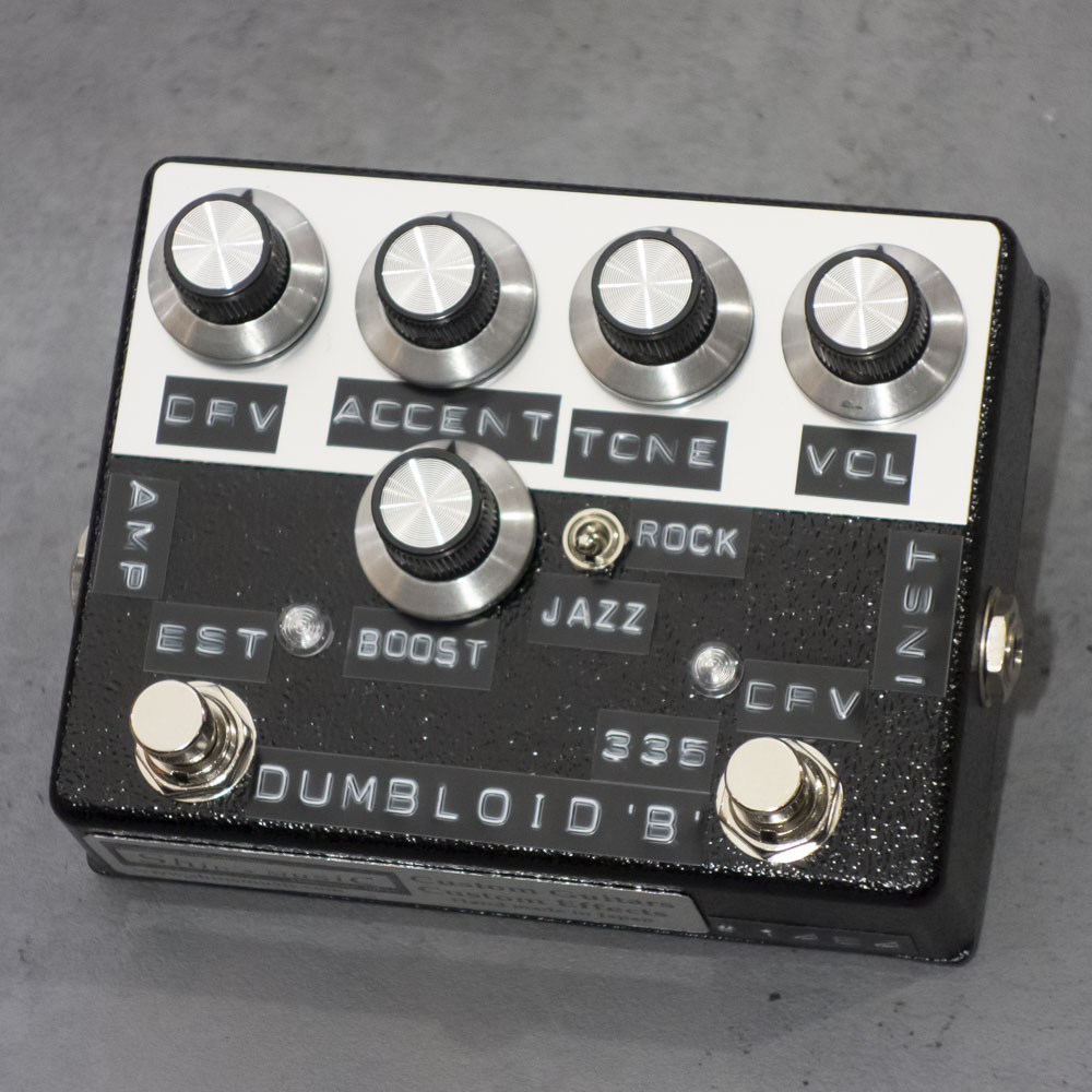 Shin's Music Dumbloid 'B' 335 Boost Special