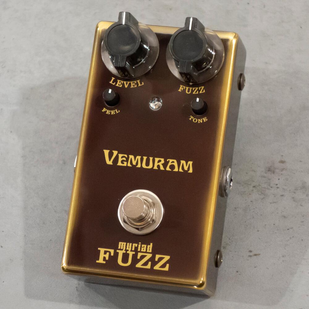 VEMURAM Myriad Fuzz【送料無料】