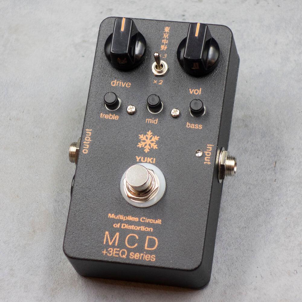 YUKI MCD Multiplies Circuit of Distortion【送料無料】