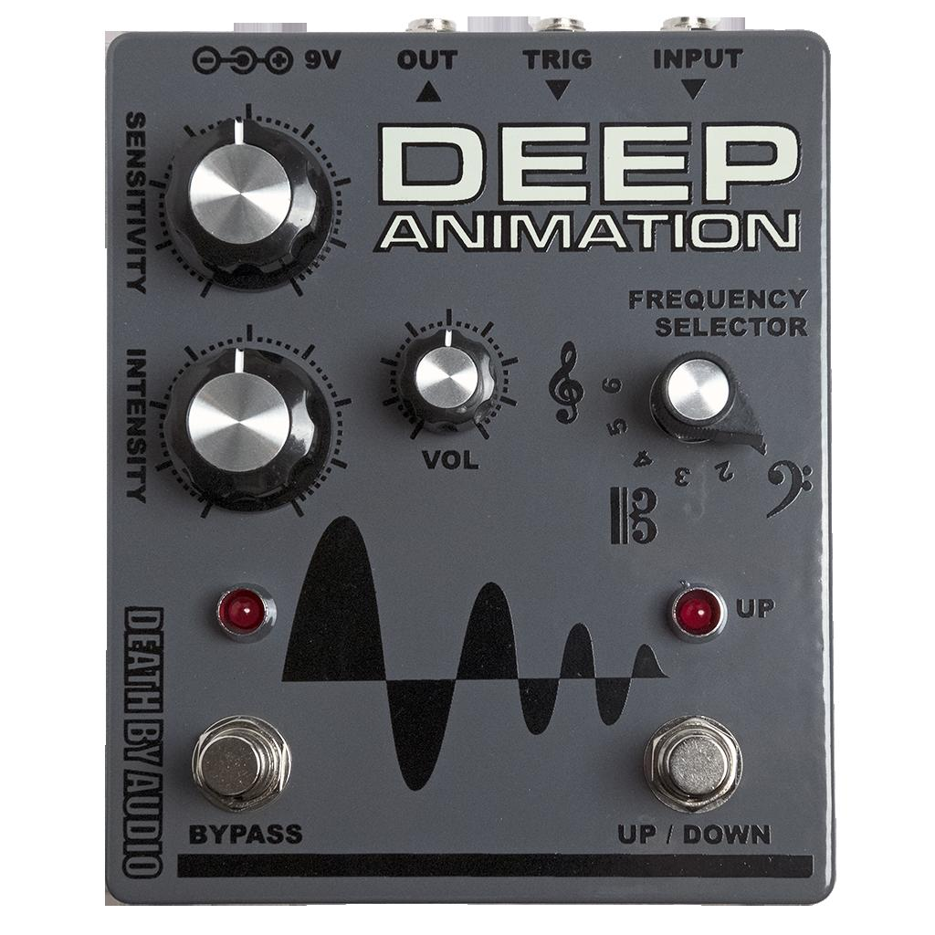 Death by Audio DEEP ANIMATION -Moving Enveloper-【送料無料】
