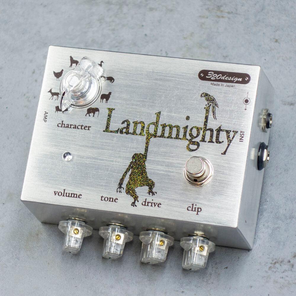 320design Landmighty 【送料無料】