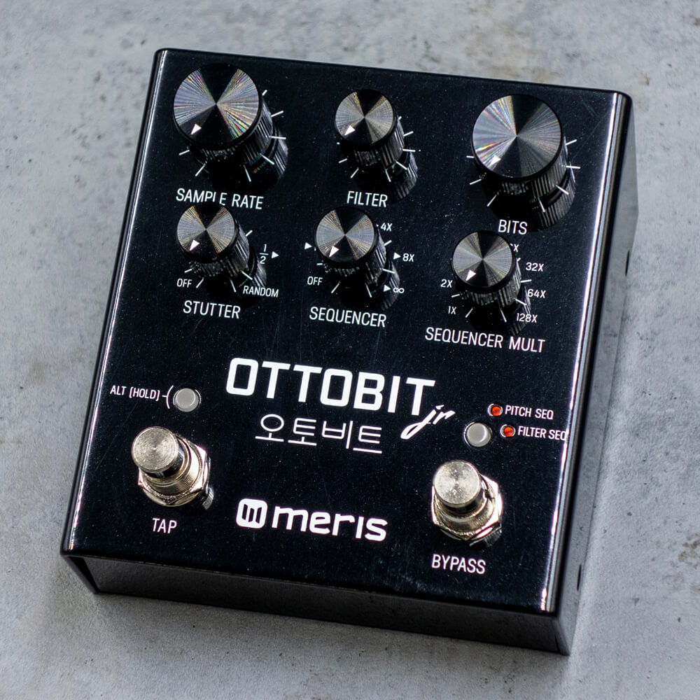 エフェクター meris Ottobit Jr. -A Maniacal Little Machine-【送料無料】