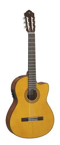 YAMAHA ヤマハ CGX122MCC エレガット ガットギター クラシックギター 【ソフトケース付き】【送料無料】