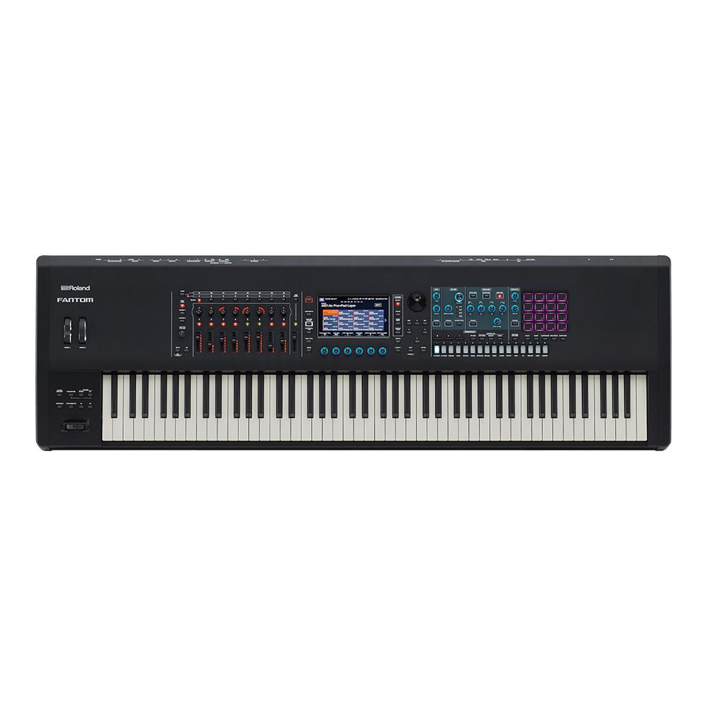 感謝の声続々! ローランド シンセサイザー Roland FANTOM-8 MUSIC WORKSTATION【送料無料】, オオツキシ ae104859