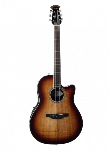 The Celebrity Collection Celebrity Standard ExoticSuper Shallow オベーション エレアコ アコースティックギター Ovation CS28P-KOAB【送料無料】