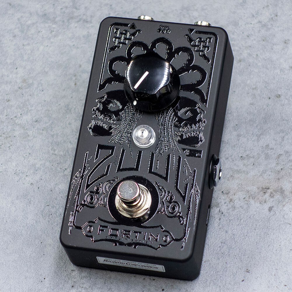 Fortin Amplification ZUUL-BlackOut【送料無料】