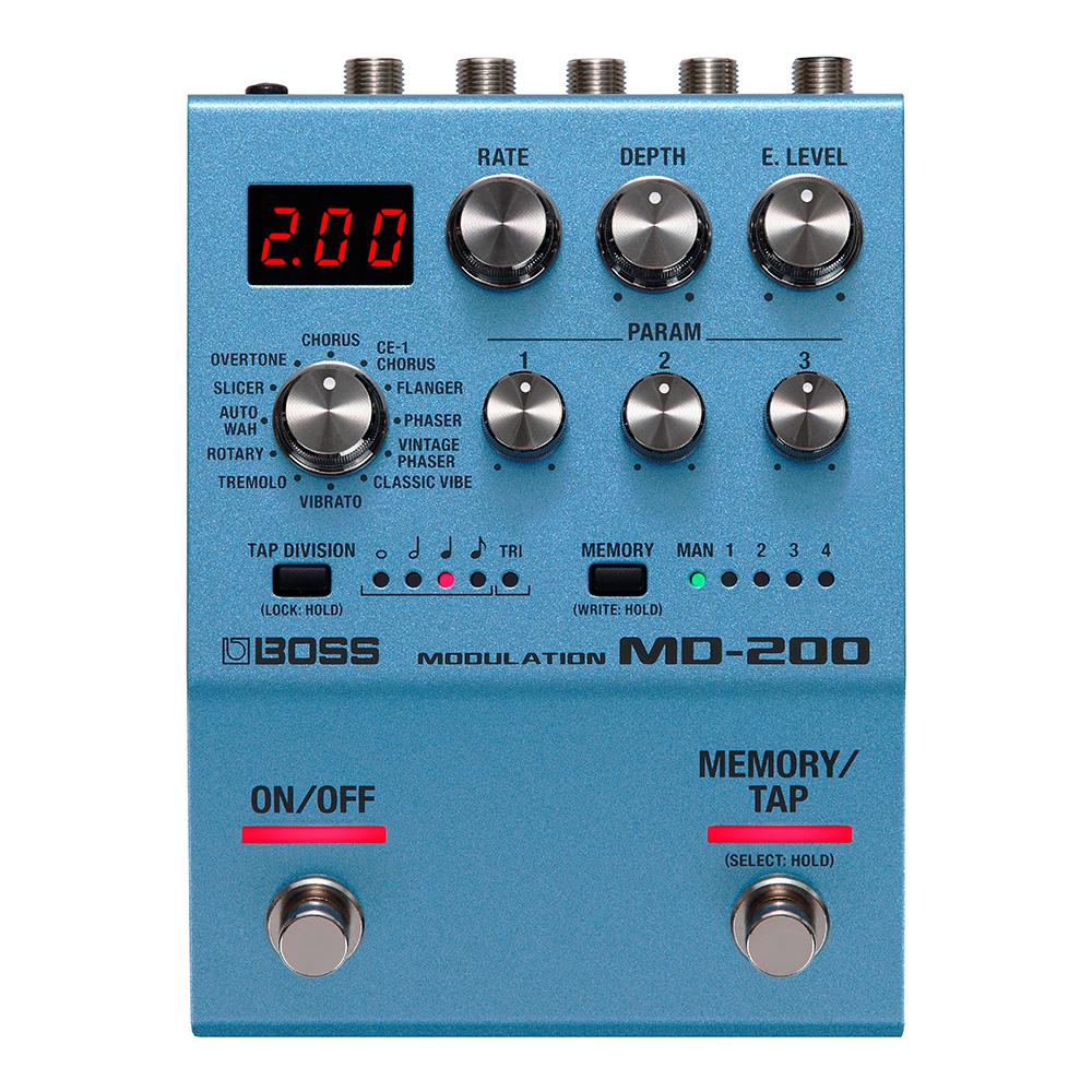 BOSS エフェクター MD-200 MODULATION (BOSS MD200)【送料無料】
