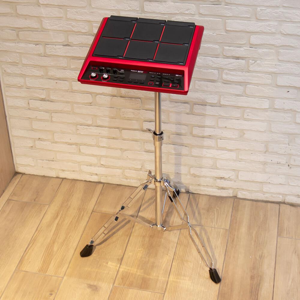 ローランド サンプリングパッド 【即納可能】【状態SS級中古品】Roland SPD-SX Special Edition Sampling Pad + PDS-10 Pad Stand 【本体と専用スタンドのセット】【送料無料】【あす楽対応_関東】
