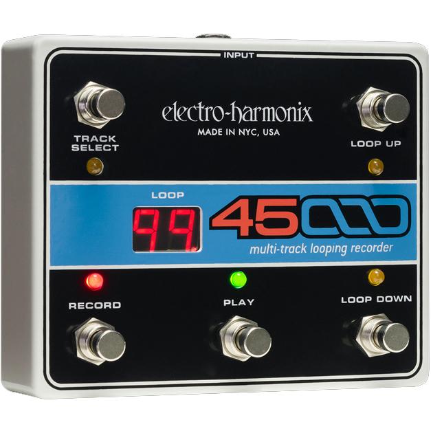 electro-harmonix 45000専用フットコントローラー