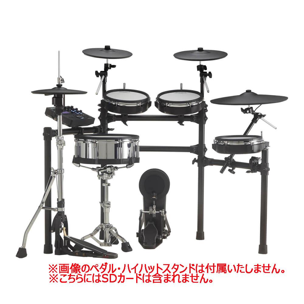 電子ドラム ローランド Roland V-Drums TD-27KV-S【送料無料】
