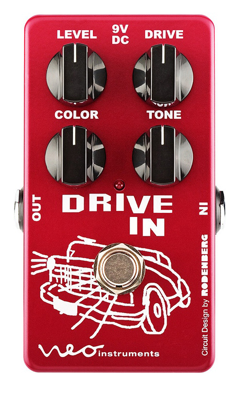 Neo Instruments DRIVE IN【送料無料】