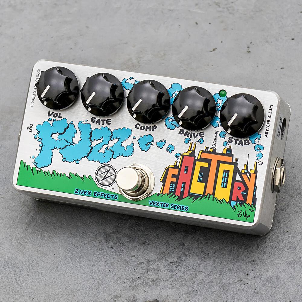 ZVEX FUZZ FACTORY Vexter Series【送料無料】