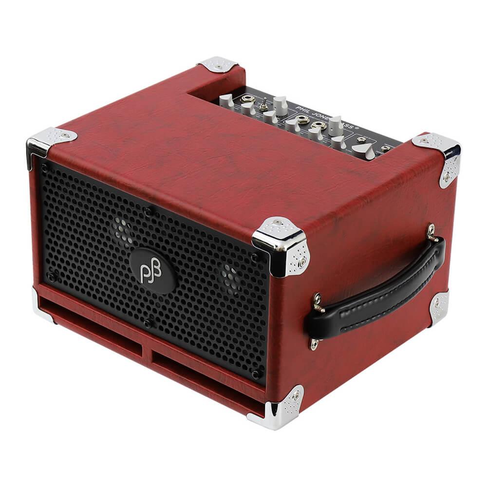 <セール&特集> Bass CUB 最上位機種 注目ブランド Phil Jones Pro ベースアンプ PJB Red 送料無料
