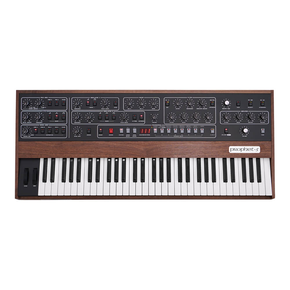 SEQUENTIAL (Dave Smith Instruments) Prophet-5【送料無料】【あす楽対応_関東】