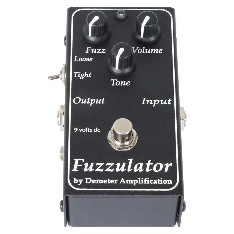 <title>2タイプの高品位ファズを搭載 Demeter Amplification 予約販売 FUZ-1 -2 Sound Fuzz Demetetr Style- 送料無料</title>