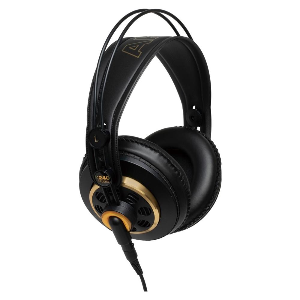 セミオープンエアー型スタジオヘッドホン AKG STUDIO-Y3 K240 毎週更新 お得セット