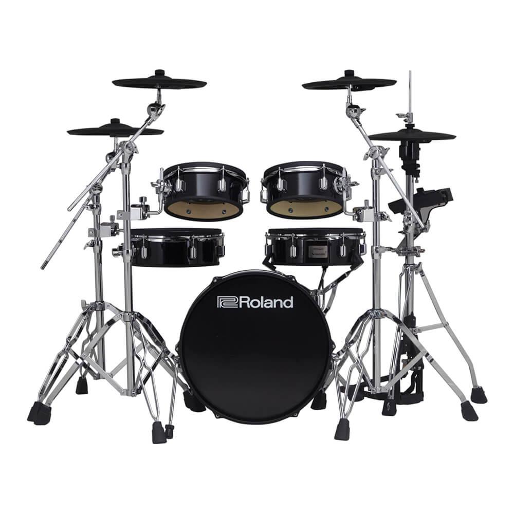 アコースティック ドラムさながらのルックスと演奏性を実現したV-Drums 卓出 のNEWラインナップ Roland V-Drums Acoustic VAD306 あす楽対応_関東 ハードウェア別売り 直送商品 Design Series