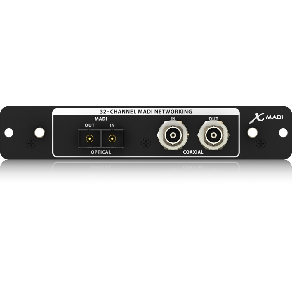 X32用MADI入出力カード 日本限定 BEHRINGER X-MADI メイルオーダー
