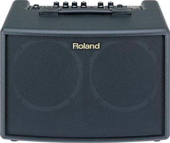 Roland AC-60 【 エレアコ用アンプ 】 【送料無料】