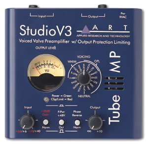 ART TUBE MP Studio V3 (TUBEMP)【 RECORDING EFFECTOR 】