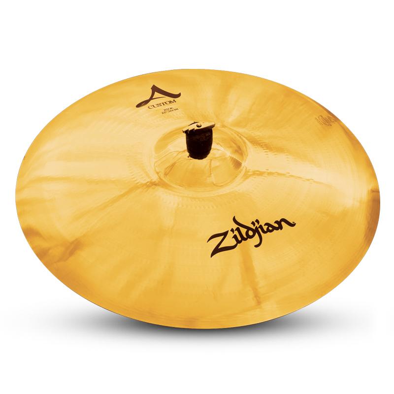 Zildjian ジルジャン シンバル A.Custom Ride/22 【送料無料】