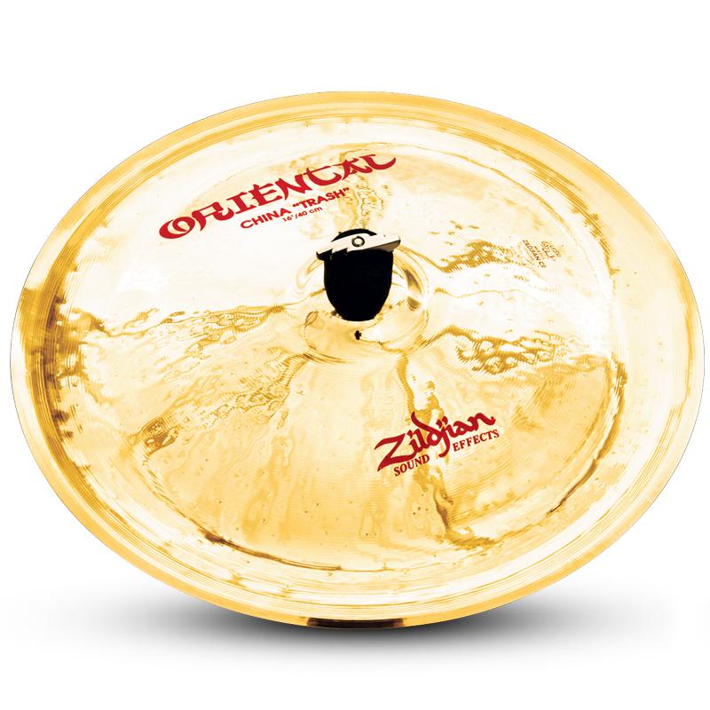 Zildjian ジルジャン シンバル Oriental ChinaTrash/16 【送料無料】