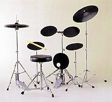 KEY Original PAD-3X【 初心者にオススメ トレーニングドラムセット】【送料無料】