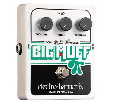 【期間限定】 electro-harmonix Big Muff Pi with with Big Tone Tone Wicker, リリパ 住まいのリフォーム:fbb72cd2 --- bibliahebraica.com.br