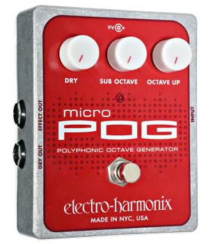 electro-harmonix Micro POG【送料無料】