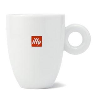 本場イタリア 2020春夏新作 illy イリー 社の肉厚なマグカップです ドリップコーヒーやカフェ オ illy 売り込み レにもお使いいただけます マグカップ