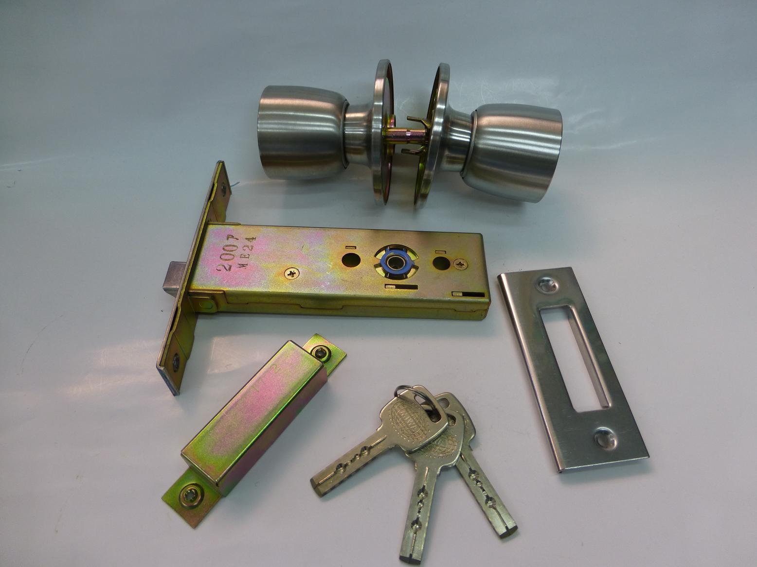 MIWA 握り玉錠 EC 145HMD-1