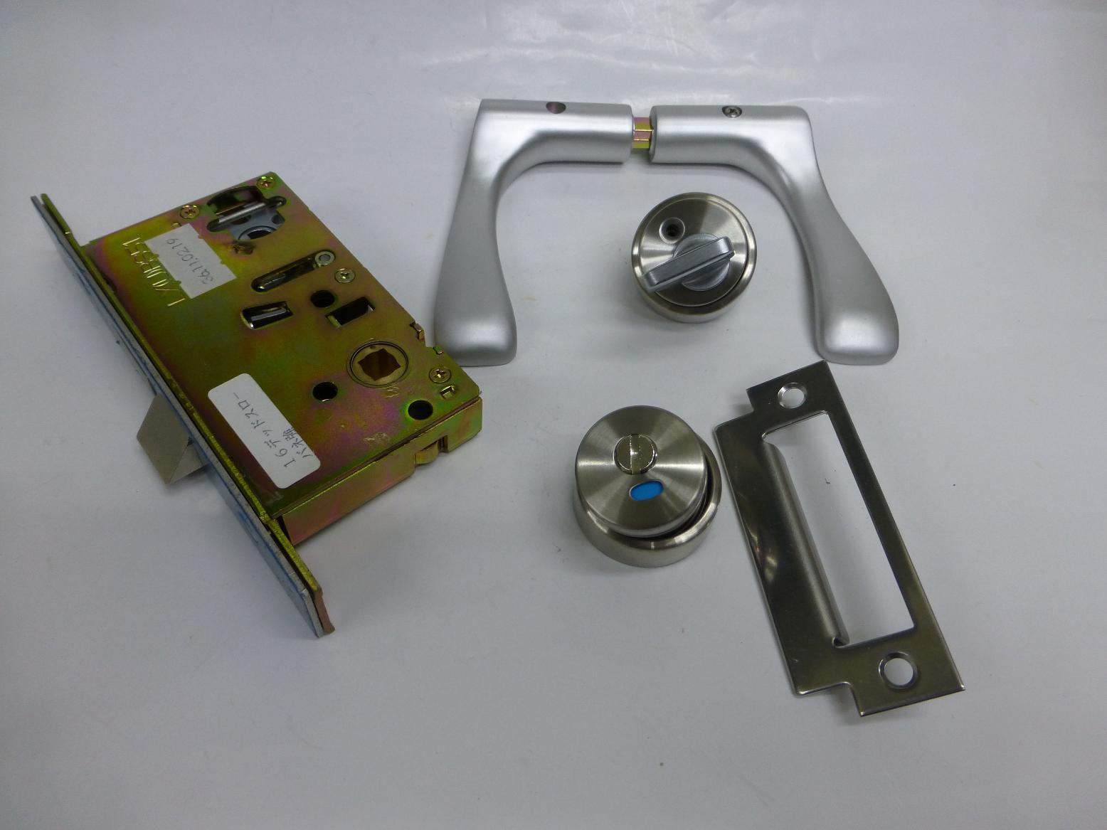 GOAL 本締錠 LX45A 40A 33~43mm  51mm