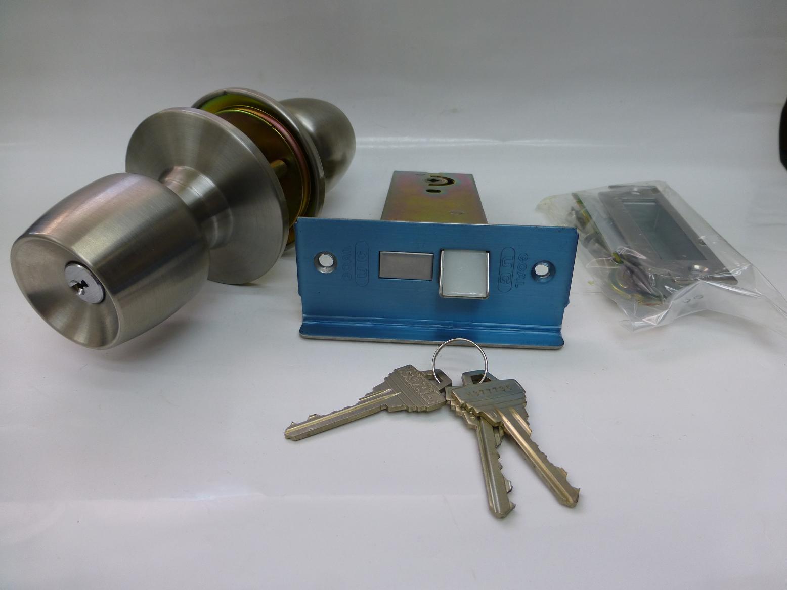 フロント43X103ビスピッチ80mm GOAL 握り玉錠 P-UC5Q 再入荷 予約販売 25~33mm B S100mm 通信販売