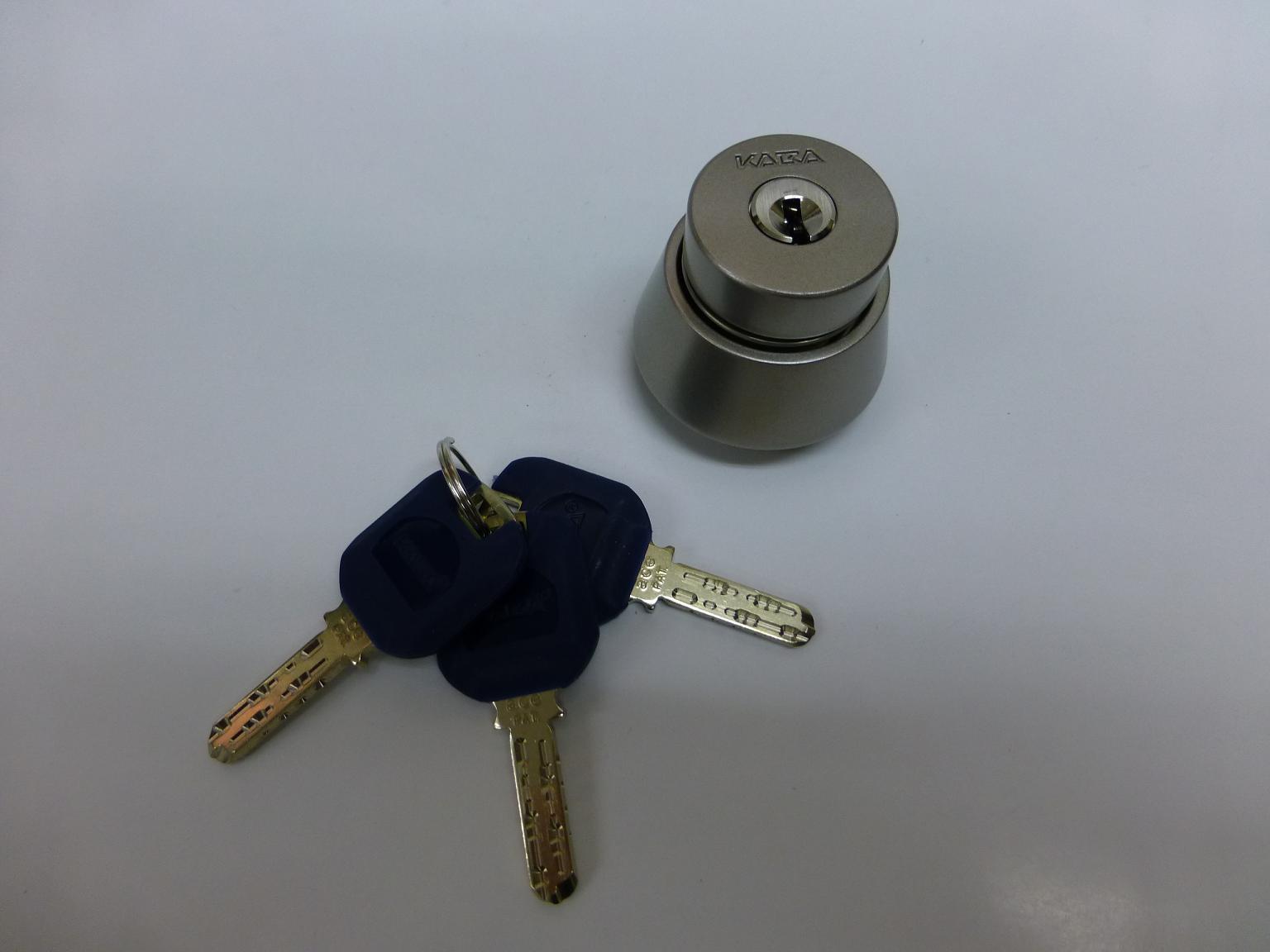 KABA メーカー公式 正規品 交換シリンダーカバエースMIWA対応LA SV 3237