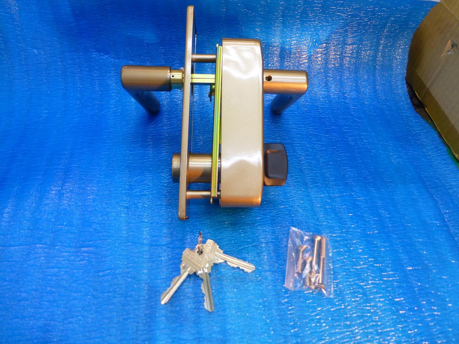 GOAL 本締錠 P-MXL  NU80(BF) L  35~40mm