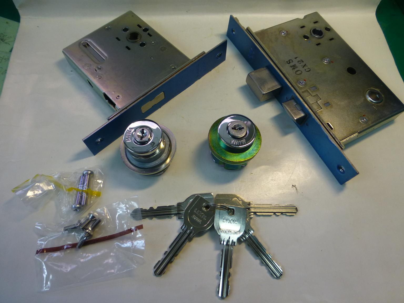MIWA トステム交換シリンダー MCY-460 これはシリンダーのみはありません錠ケースとセットです