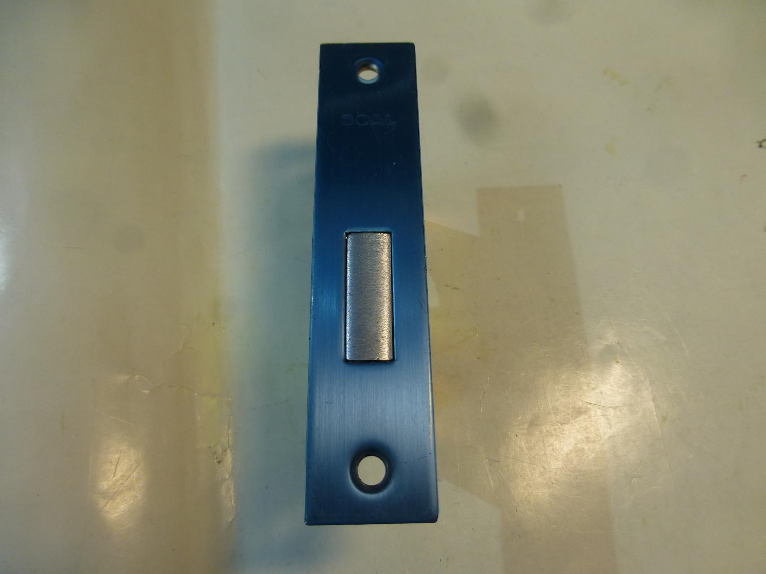 F25x120 GOAL 錠ケース 1503-6 33~43mm B 本日の目玉 保証 S32mm扉厚