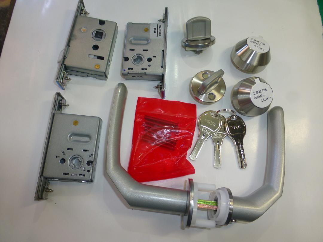 SHOWADDZZ4022 Z-11E-DRAA LIXIL ドアレバーハンドル錠セット