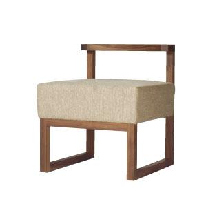 アジム AJIM ストローク チェア ランク3 / AJIM stroke chair / リビング ソファ シンプル シャープ 座り心地 おしゃれ デザイナーズ家具 1人用 /