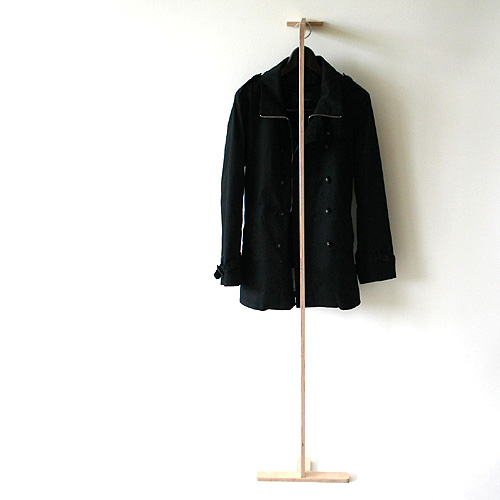 オー Eau コートハンガー スティック / Eau coat hanger STIC / 壁掛け ハンガー コート スティック スペース