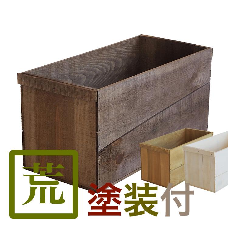 国産木材の木箱 木のはこ屋 塗装付りんご箱 新箱 AB20KT りんご箱 定番の人気シリーズPOINT(ポイント)入荷 荒仕上げ 塗装付 収納 単品 本日の目玉 ボックス オリーヴ ブラウン 全3色 ホワイト