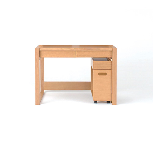 モデラート 学習机&ワゴンセット タイプ:GD-02 / moderato desk&wagon / デスク 机 子供部屋 村澤一晃デザイン /