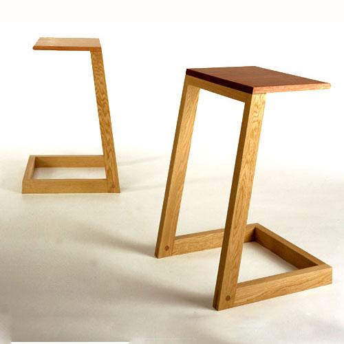 Miyakonjo product musashinoshi side table / miakonjo product COMISEN /