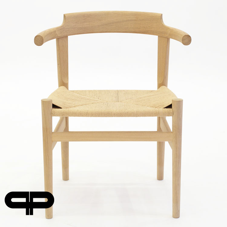 PP Mobler PP68 チェア 【送料無料】ビーチ材 ソープ仕上げ / PPモブラー ハンス・J・ウェグナー ラストダイニングチェア / アイナー・ピーターセン 北欧家具 デザイナーズチェア デザインチェア 木製 高級椅子 座りやすい 心地よい ペーパーコード 天然木