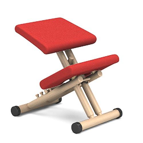 ヴァリエール マルチバランス チェア ベーシックタイプ / VARIER Multi balans Chair カラー:レッド / ベージュ / ブルー / ライム