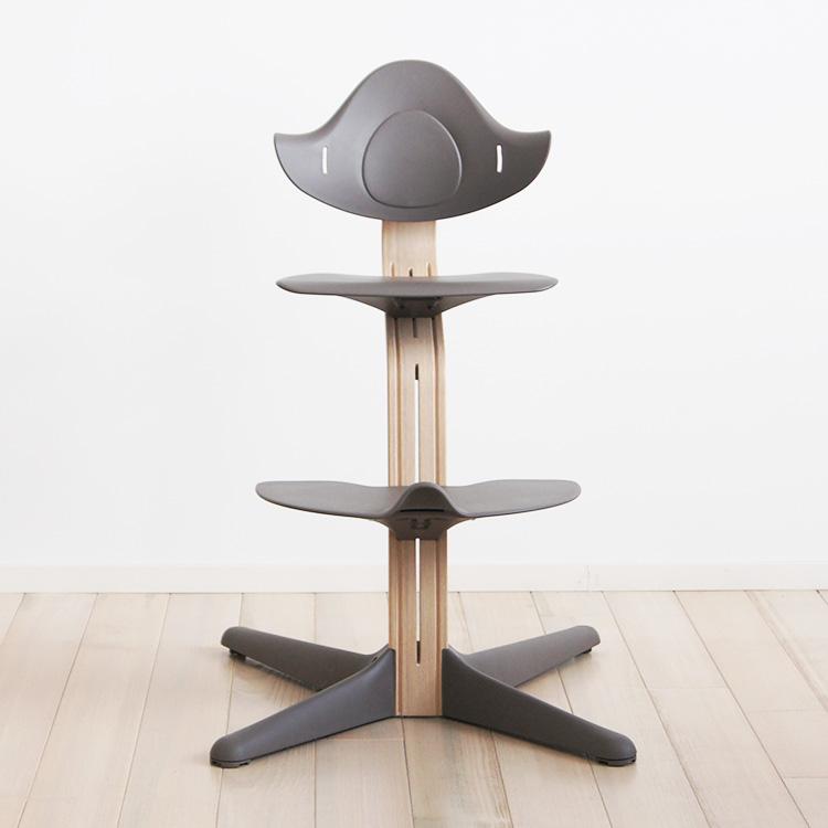 EVOMOVE(エボムーヴ) NOMI HIGHCHAIR(ノミ ハイチェア) 送料無料! / 子供椅子 キッズチェア ベビーチェア ベビーハイチェア 高さ調整 北欧デザイン