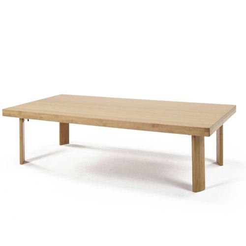 テオリ TEORI ちゃぶ台(四角形)天板厚:40mm / TEORI F CHABUDAI / 和室 洋室 モダン シンプル ちゃぶだい /