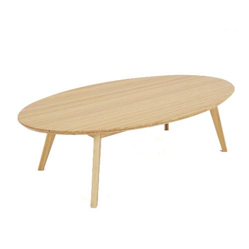 テオリ TEORI オーバル テーブル / TEORI F OVAL TABLE / 楕円形 リビングテーブル センターテーブル 和室 洋室 モダン /