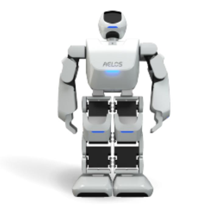 【LEJU ROBOT 正規販売代理店】Aelos 1s 人型ロボット iPhone android PC対応【宅急便】